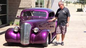 1937 CHEVROLET CUSTOM COUPE HOT ROD FOR SALE - YouTube