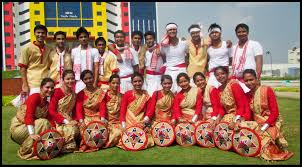 essay on the bihu festival