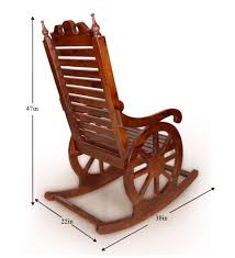 black wood rocking chair that takes spotlight comfortable wooden chairs and 18