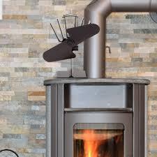 Gas Bottle Wood Burner Design Us 31 14 40 Off 2 6 Blades Heat Powered Stove Fan Log Wood Burner Ecofan Quiet Black Home Fireplace Fan Efficient Heat Distribution Wood Stove In