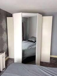 ikea corner wardrobe corner wardrobe white with mirror door ikea corner wardrobe with drawers