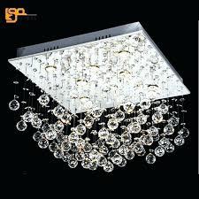 square crystal chandelier square crystal chandelier crystal square chandelier promotion s flush mount modern crystal square square crystal chandelier