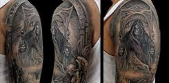 Tetování Na Ruce Hodiny
