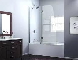 decoration bathtub glass doors shower frameless