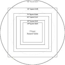 standard round tablecloth sizes round tablecloth standard tablecloth sizes oblong