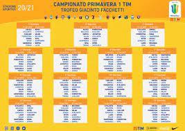 Calendario Primavera 1 2020/21: si comincia il 19 settembre, Bologna di  scena a Firenze come un anno fa. Confermati i 5 fuoriquota