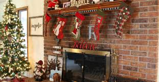 when hanging the stockings by the chimney with care keep in mind these holiday fireplace safety tips for decorating
