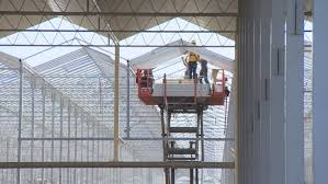 already home to more than half the greenhouses in canada the windsor es area is seeing even more being built many for cans cultivation