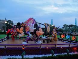 ディズニー夏祭り開幕大波乱の雅涼群舞7月第3週日曜日の