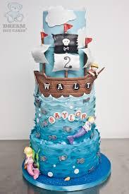 Pirate Themed Birthday Cake Gainesville Bakery Bearkery Bakery