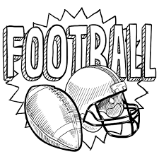 Coloring Pages Football Football Coloring Page Coloring Pages Football Coloring Pages