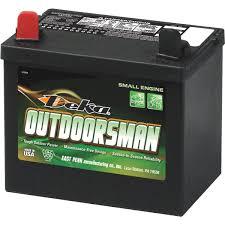 Deka Outdoorsman Small Engine Battery 8u1l Do It Best