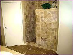 tile showers without doors amazing walk in shower designs with glass ideas within 9