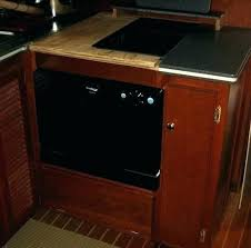 attaching dishwasher to granite full image for bracket solid surface installation kit black countertop