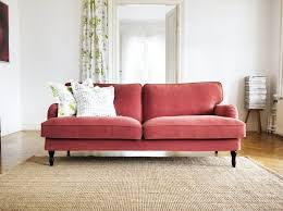stocksund 3 seater sofa loose cover nearly new condition ikea similar to bluebell slowcoach isla