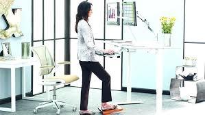 stand sit desk sit stand desk demonstration of the sit stand desk sit stand desktop computer stand sit desk