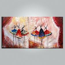 canvas painting for bedroom large painting bedroom wall art ballet r painting abstract art canvas art canvas painting