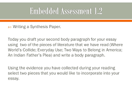 you will need your springboard books and your paragraphs from last  4  writing