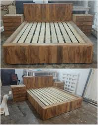 Creative diy furniture ideas Bedroom Furniture Creative Diy Pallet Furniture Project Ideas Upcycled Wonders Creative Diy Pallet Furniture Project Ideas Decomg