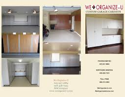 Garage Cabinets In Phoenix Catalogs We Organize U