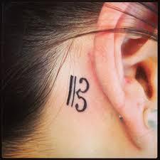 Alto Clef Tattoo Style Inspiration Treble Tattoo Tattoos