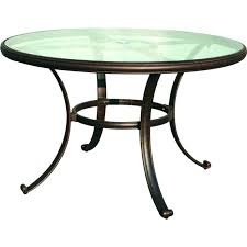 round glass patio table round glass patio table outdoor awesome home glass patio table top parts