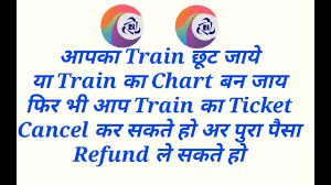 Refund Amount After Chart Preparation How To Tdr File For Confrimed Ticket After Chart Prepare Irctc Tdr File Process