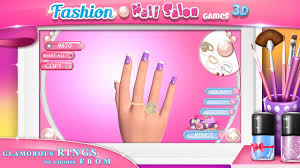 Fashion Nail Salon Games 3D - Android Apps on Google Play