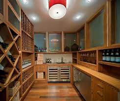 Wine Glass Hangers Under Cabinet Stemware Rack In Wine Cellar Contemporary With Undercounter Wine
