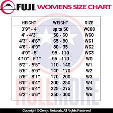 41 Explicit Fuji Kimono Size Chart