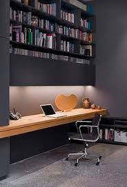 office bookshelf design. gorgeous black home office space with big bookshelf design s