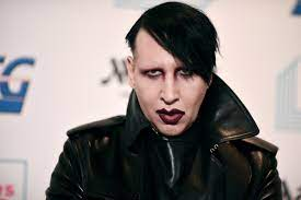 Marilyn Manson accused of spitting ...