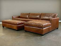 worn leather couch best worn leather sectional distressed leather sectional sofa home design ideas worn brown