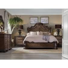 Hooker bedroom furniture Hooker Furniture Rhapsody Collection Panel Bed Set Hayneedle Hooker Furniture Bedroom Sets Hayneedle
