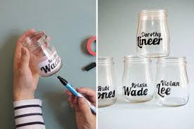 Glass Jar Decorating Ideas mason jar craft ideas 100 DIY for Life 56
