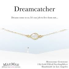 Dream Catcher Bracelet Meaning Amazing MaeMae Jewelry Bracelet Collection Minimalist Jewelry Under 32
