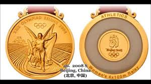Olympic Medal Designs Since 1896 Olympic Gold Medals History 1896 2014 Youtube