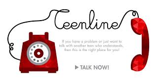 Teen help lines for relationships