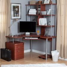 terrific tall computer desk with shelves fresh in photography fireplace set where to small review