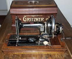 Gritzner Sewing Machine Price