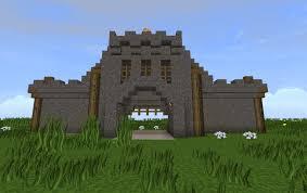 minecraft gate. Village Gate (Basic) Minecraft G