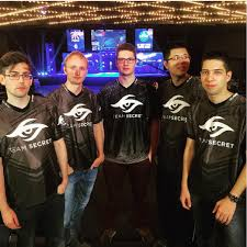 team secret new roster rtz and universe replace w33 and misery