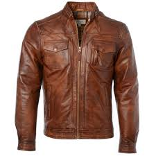 leather jacket tan edinburgh