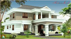 garage graceful home design 3000 square feet 5 luxurious box type contemporary