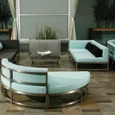 modern iron patio furniture. Modern Metal Outdoor Furniture Inspirational Unusual Patio Garden Daybed Acrylic Material Iron