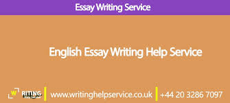 % off english essay writing help service