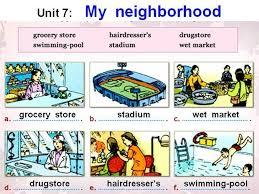 Image Result For My Neighbourhood Worksheets For Kids