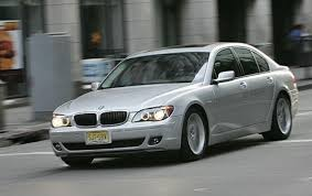 2006 BMW 7 Series - Information and photos - ZombieDrive