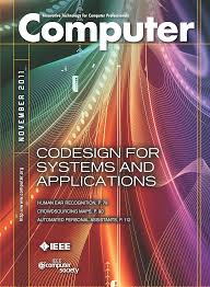 front page for computer project publications