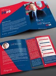 12 Creative Election Brochures Templates 2019 Templatefor